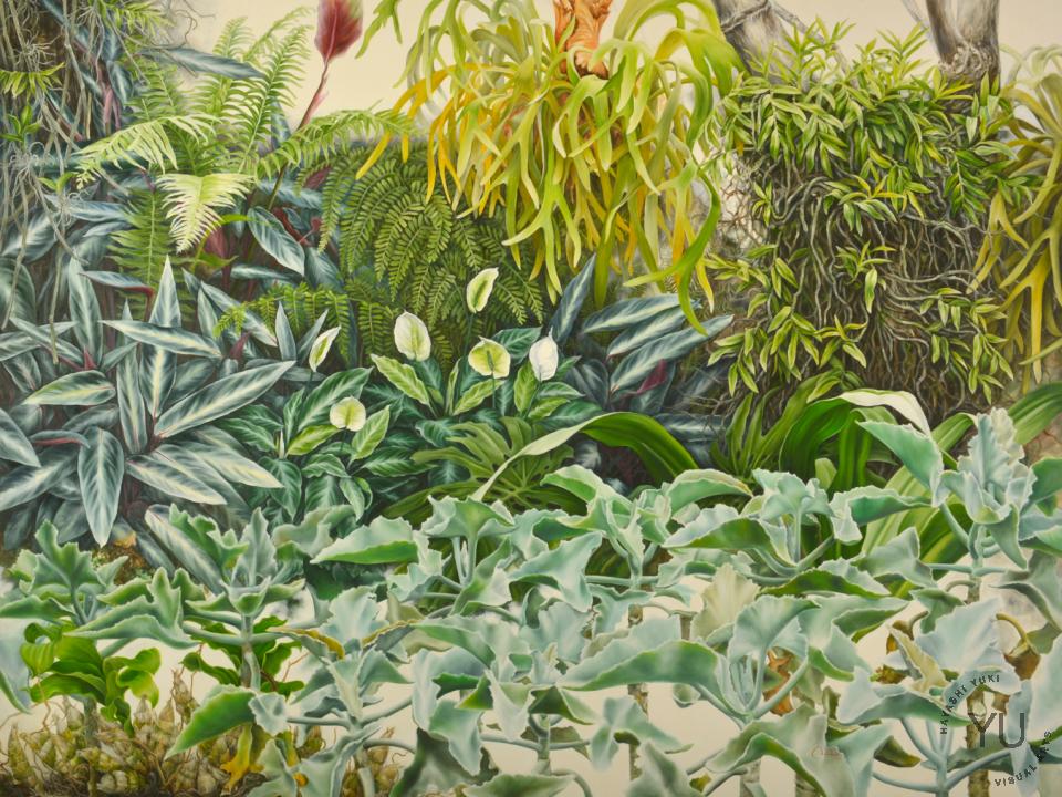 Jardín de Fábrica _ 2016