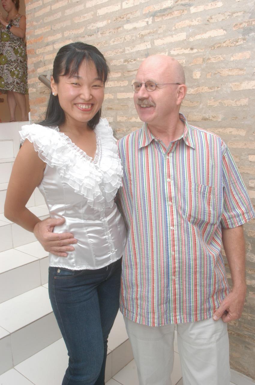 Con Roland Rassmusen (2009)